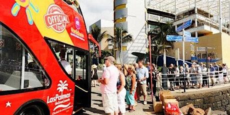 Hop-on Hop-off Bus Las Palmas de Gran Canaria entradas