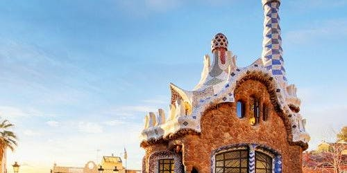 Park Güell: Skip The Line + Evening Guided Tour