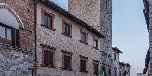 Campatelli Tower and House