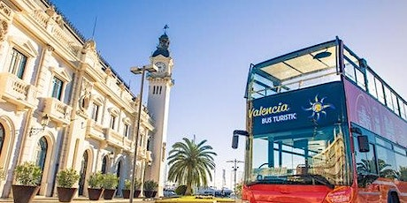 Hop-on Hop-off Bus Valencia tickets