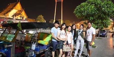 Bangkok by Night Tuk Tuk Adventure
