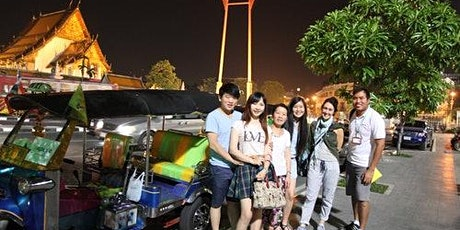 Bangkok by Night Tuk Tuk Adventure tickets