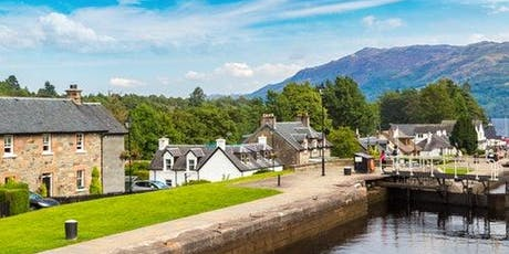 Loch Ness Explorer: Roundtrip + Lunch tickets