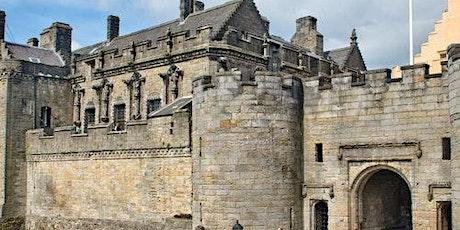 Loch Lomond, Stirling Castle & The Kelpies: Roundtrip tickets