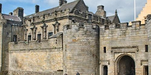 Loch Lomond, Stirling Castle & The Kelpies: Roundtrip