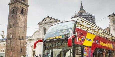 Hop-on Hop-off Bus Turin biglietti