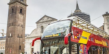Hop-on Hop-off Bus Turin tickets