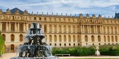 Palace of Versailles: All Areas + Guided Tour + Transport from Paris