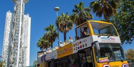 Hop-on Hop-off Bus Lisbon bilhetes