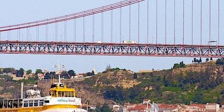 Hop-on Hop-off Boat Lisbon bilhetes