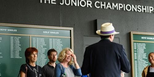 Wimbledon Lawn Tennis Museum + Guided Tour