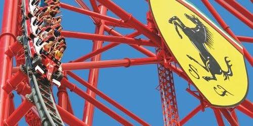 PortAventura Park + Ferrari Land: Skip The Line