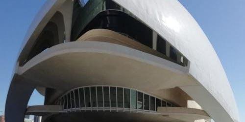 Palau de les Arts Reina Sofia: Guided Tour