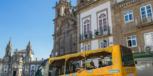 Hop-on Hop-off Bus Braga & Bom Jesus
