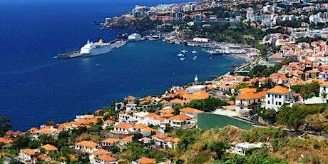 Hop-on Hop-off Bus Funchal: 48-Hour 3 in 1 Tour bilhetes