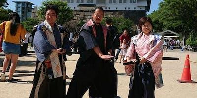 Tatedou Experience: Samurai Open Lesson