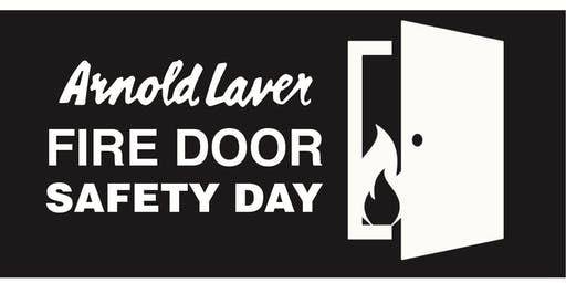 Arnold Laver Fire Door Safety Day London - CPD accredited Seminar