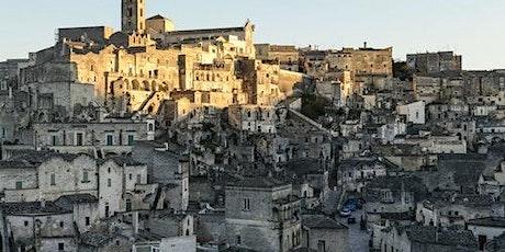 Matera Walking Tour in English, Spanish and German biglietti