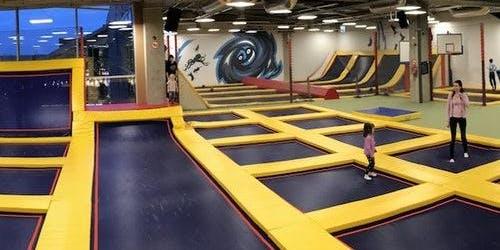 Super Skypark: Trampoline & Play Centre