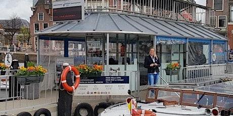 Canal Cruise Leiden tickets