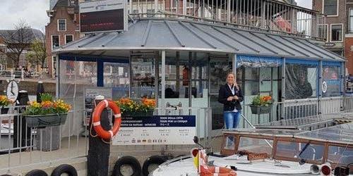 Canal Cruise Leiden