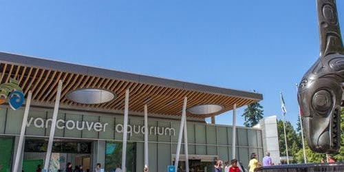 Vancouver Aquarium: Skip The Line