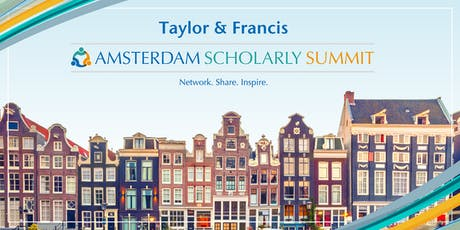 Taylor & Francis Scholarly Summit Amsterdam tickets