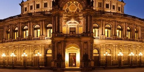 Semperoper: Chinese Guided Tour