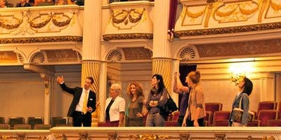 Semperoper: German Guided Tour