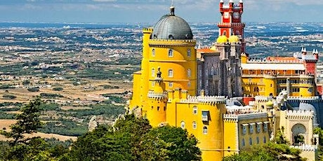 Sintra Palaces: Guided Tour from Lisbon bilhetes