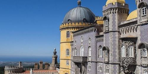 Sintra, Cascais & Estoril: Guided Tour from Lisbon