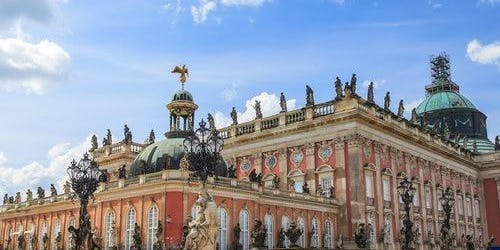 Potsdam & Sanssouci Palace: Guided Tour from Berlin