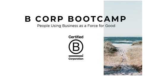 Gratis Workshop: B Corp Bootcamp