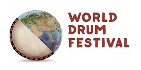 World Drum Festival 2019 Tickets