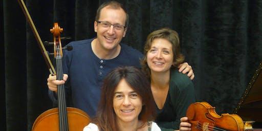 IV Festival Música als Masos - Trios Beethoven