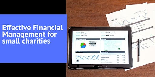 Effective Financial Management for small charities