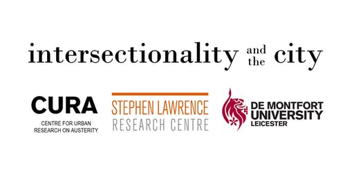Intersectionality and the City: Workshop + Dr Azeezat Johnson keynote