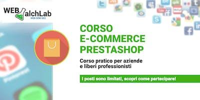 Corso Prestashop | Web AlchLAB Academy