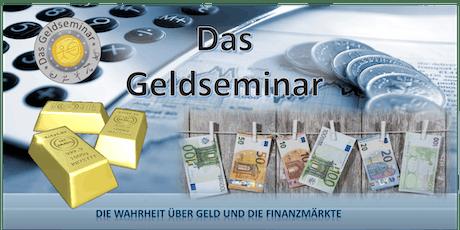 Das Geldseminar Tickets
