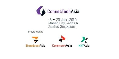 BroadcastAsia2019 (part of ConnecTechAsia2019) tickets