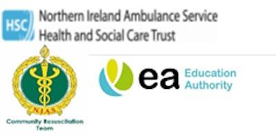 Heartstart UPDATE Training Education Authority - NW Teachers' Centre, Derry