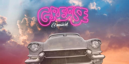 "Grease Lightning (musical ""Grease"") en Sala Kaya - Guadarrama (Madrid)"