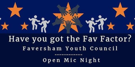Faversham Youth Council	Open Mic Night tickets