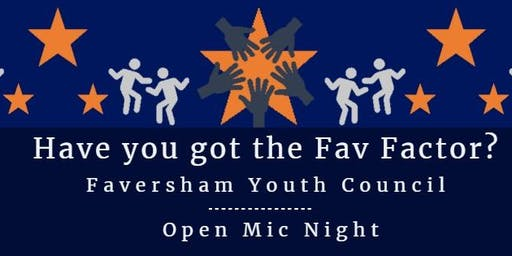Faversham Youth Council    Open Mic Night