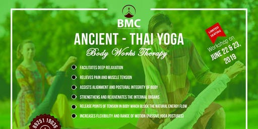 Ancient Thai Yoga Body Works Therapy