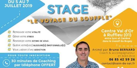 """""""Le Voyage du Souffle"""" billets"""