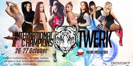 Warsztaty Twerkchampions Poland