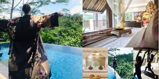Bali Eco-Luxury Yoga Retreat