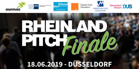 Rheinland-Pitch Sommerfinale 2019 Tickets