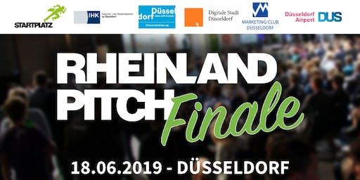 Rheinland-Pitch Sommerfinale 2019